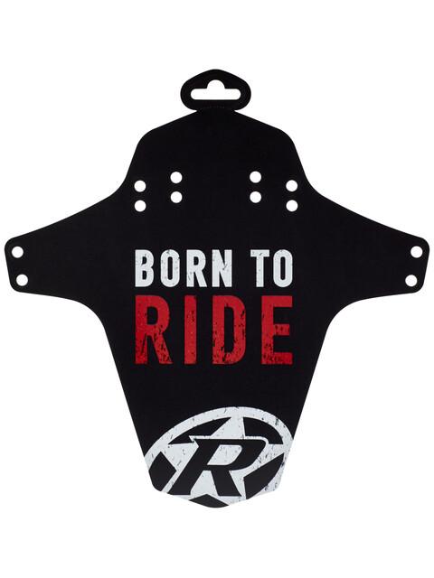 Reverse Born to Ride Schutzblech rot